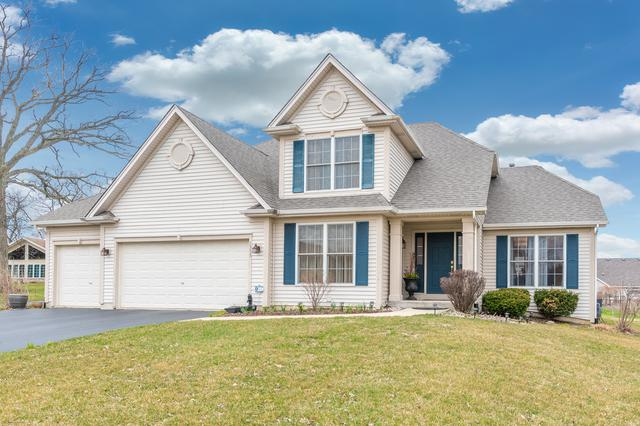 1355 Hickory Ridge Drive, Montgomery, IL 60538 (MLS #10254369) :: The Wexler Group at Keller Williams Preferred Realty