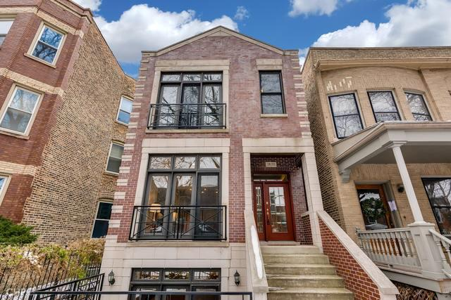 1830 W Eddy Street, Chicago, IL 60657 (MLS #10254502) :: Leigh Marcus   @properties