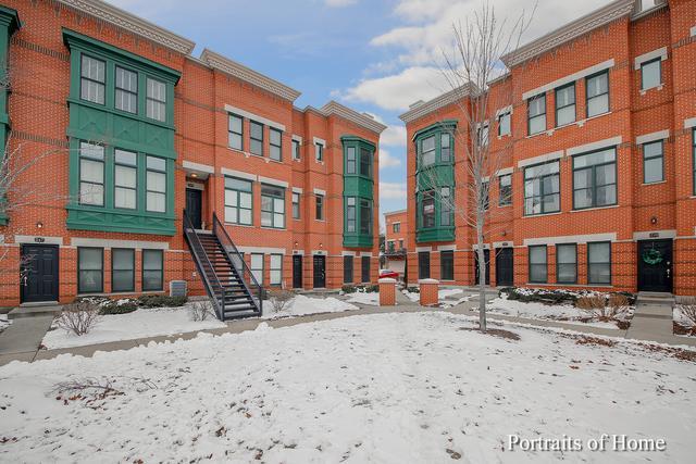253 W Wood Street 63B, Palatine, IL 60067 (MLS #10254525) :: Janet Jurich Realty Group