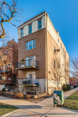2869 W Palmer Street #3, Chicago, IL 60647 (MLS #10254584) :: Leigh Marcus | @properties