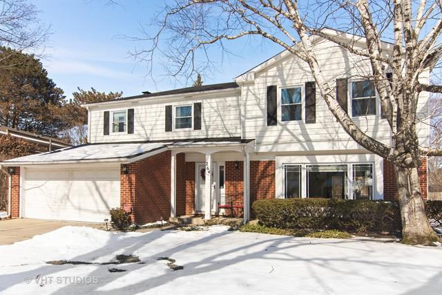264 Anthony Road, Buffalo Grove, IL 60089 (MLS #10254590) :: Baz Realty Network | Keller Williams Preferred Realty