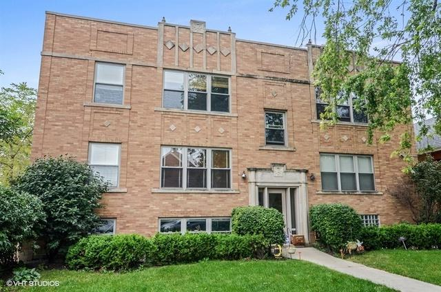 2456 W Grace Street 1E, Chicago, IL 60618 (MLS #10254607) :: Leigh Marcus   @properties