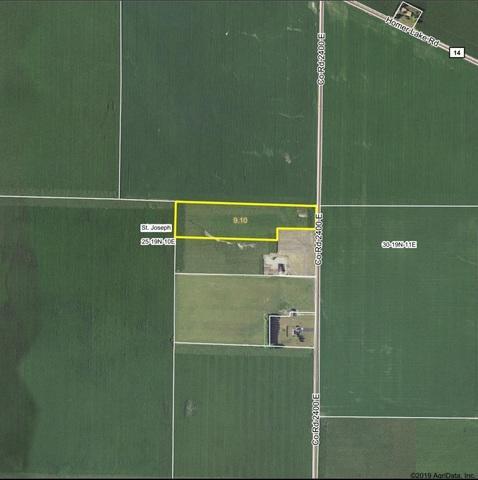 0 County Road 2400 E Road, ST. JOSEPH, IL 61873 (MLS #10254750) :: Littlefield Group