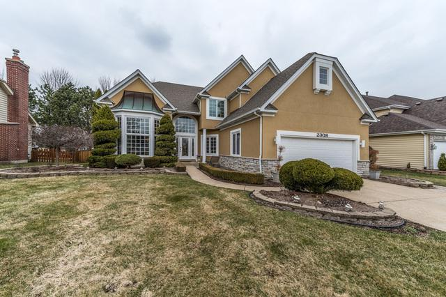 2308 Simsbury Court, Naperville, IL 60564 (MLS #10254771) :: Helen Oliveri Real Estate