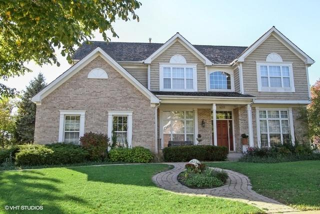 420 Morgan Lane, Fox River Grove, IL 60021 (MLS #10254792) :: Berkshire Hathaway HomeServices Snyder Real Estate