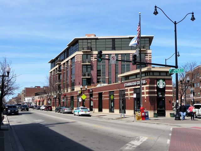 4001 Lincoln Avenue 4015-37, Chicago, IL 60618 (MLS #10254914) :: Leigh Marcus   @properties