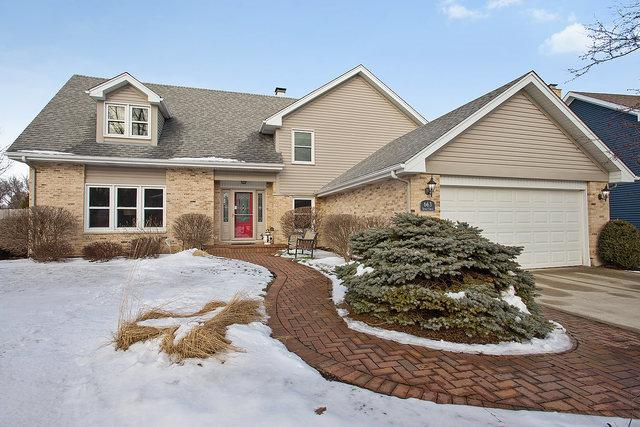 663 Sussex Circle, Vernon Hills, IL 60061 (MLS #10254934) :: Baz Realty Network | Keller Williams Preferred Realty