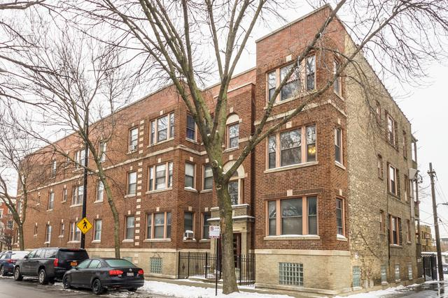1144 W Montrose Avenue #2, Chicago, IL 60613 (MLS #10255048) :: Leigh Marcus | @properties