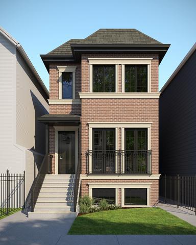 3425 N Hamilton Avenue, Chicago, IL 60618 (MLS #10255090) :: Leigh Marcus   @properties