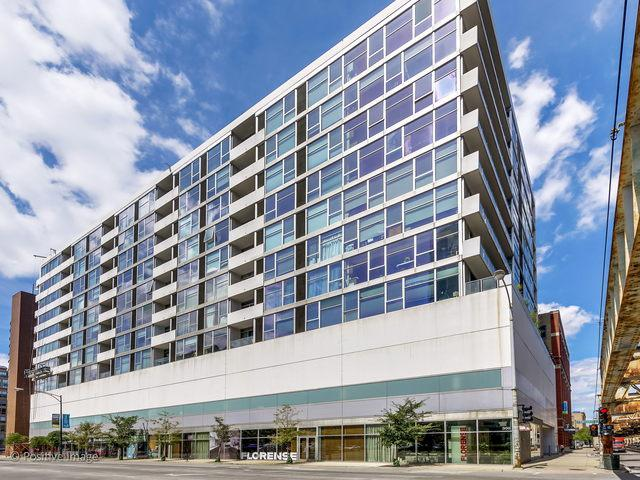 630 N Franklin Street #507, Chicago, IL 60654 (MLS #10255269) :: Leigh Marcus | @properties