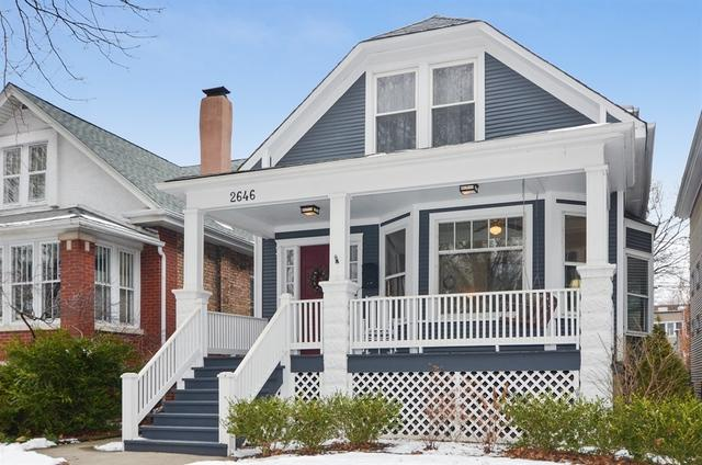 2646 W Eastwood Avenue, Chicago, IL 60625 (MLS #10255300) :: Leigh Marcus   @properties