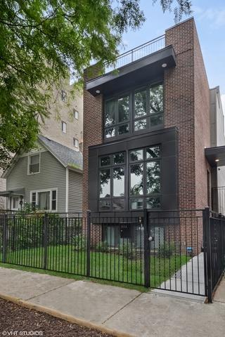 2013 N Whipple Street, Chicago, IL 60647 (MLS #10255324) :: Leigh Marcus | @properties