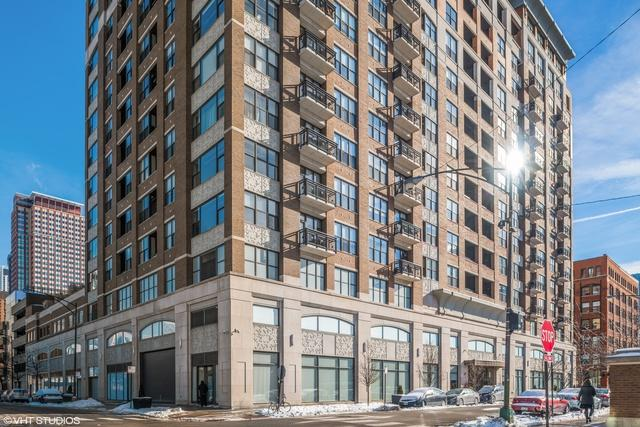 849 N Franklin Street #521, Chicago, IL 60610 (MLS #10255425) :: Leigh Marcus | @properties