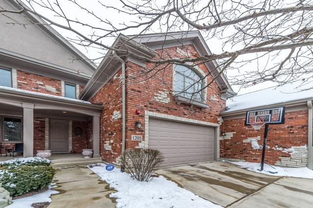 1205 W Charles Lane, Westmont, IL 60559 (MLS #10255427) :: Leigh Marcus | @properties