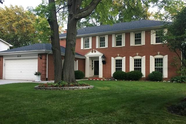 529 Carlisle Court, Glen Ellyn, IL 60137 (MLS #10255445) :: HomesForSale123.com