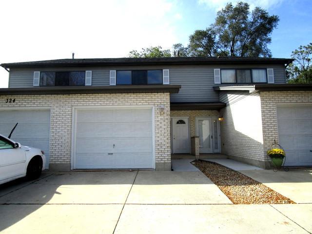 324 Brookdale Drive B, Bloomingdale, IL 60108 (MLS #10255629) :: Baz Realty Network | Keller Williams Preferred Realty
