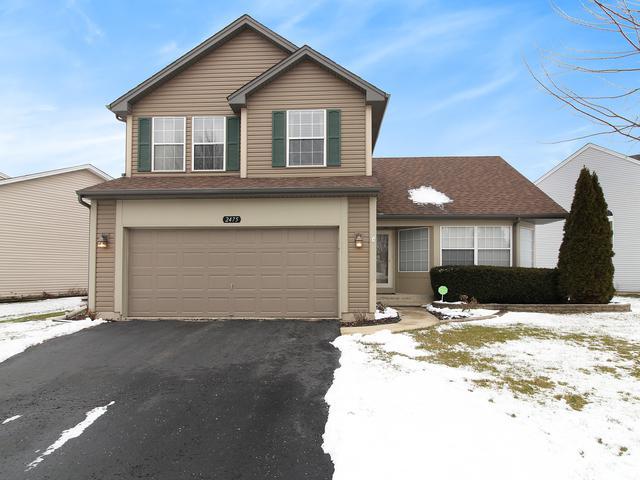2475 Deerfield Drive, Aurora, IL 60506 (MLS #10255752) :: Baz Realty Network   Keller Williams Preferred Realty