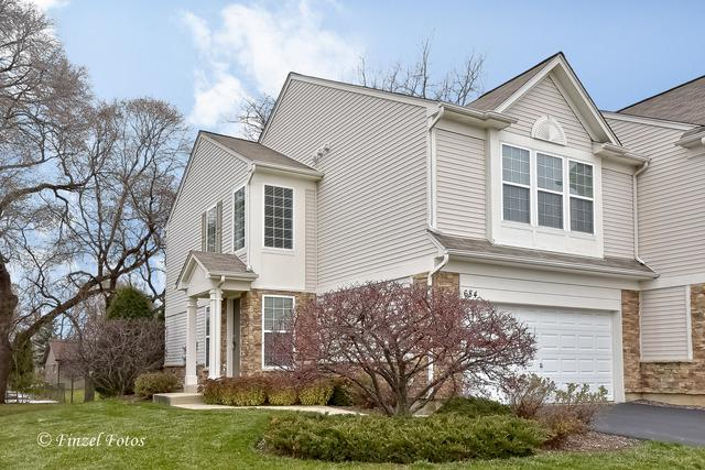 684 Pointe Drive, Crystal Lake, IL 60014 (MLS #10256087) :: Janet Jurich Realty Group