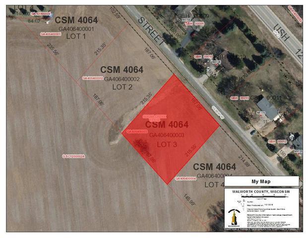 Lt3 Gilbert Street, Elkhorn, WI 53121 (MLS #10256184) :: John Lyons Real Estate