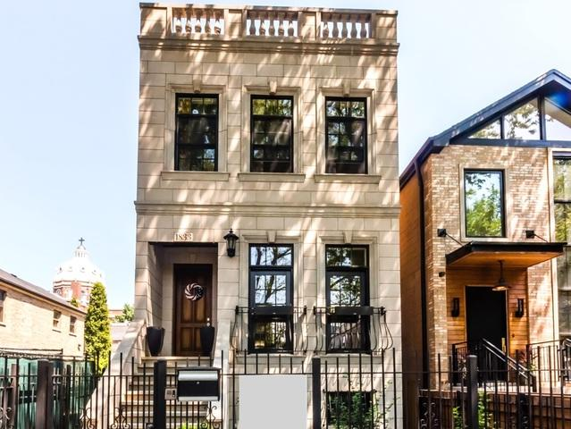 1833 N Honore Street, Chicago, IL 60622 (MLS #10256376) :: Touchstone Group
