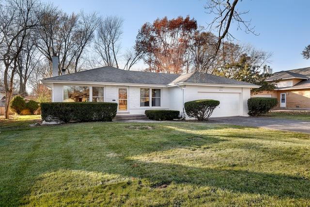 20312 Fairfield Avenue, Olympia Fields, IL 60461 (MLS #10256382) :: The Wexler Group at Keller Williams Preferred Realty