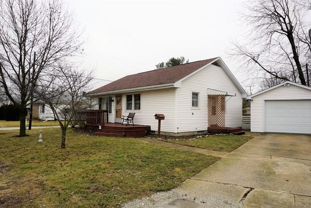 343 S Maple Street, Paxton, IL 60957 (MLS #10256395) :: Baz Realty Network | Keller Williams Preferred Realty