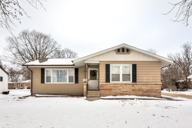 528 Gray Drive, Gibson City, IL 60936 (MLS #10256487) :: Ryan Dallas Real Estate