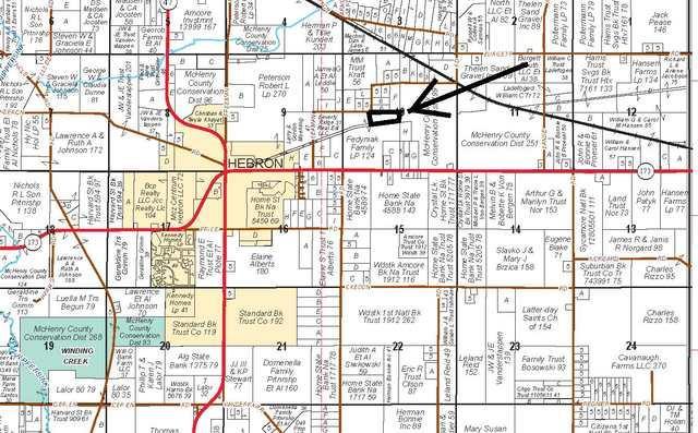 Lt1 Seaman Road, Hebron, IL 60034 (MLS #10256763) :: The Mattz Mega Group