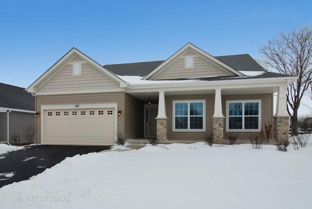 620 W Highland Drive, Elburn, IL 60119 (MLS #10256849) :: The Dena Furlow Team - Keller Williams Realty