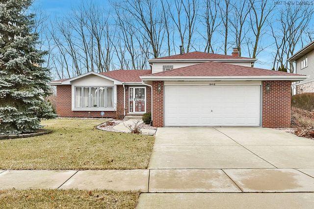 16418 Morgan Lane, Orland Hills, IL 60487 (MLS #10256985) :: Baz Realty Network | Keller Williams Preferred Realty