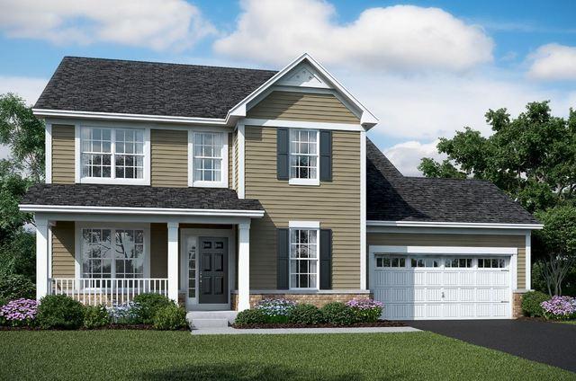 12319 Limerick Lot#134 Lane, Plainfield, IL 60585 (MLS #10257072) :: Helen Oliveri Real Estate