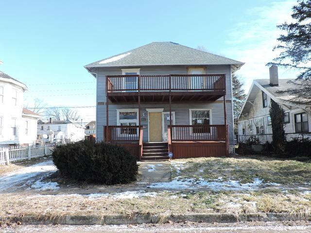 1009 N Franklin Street, Danville, IL 61832 (MLS #10257574) :: The Mattz Mega Group