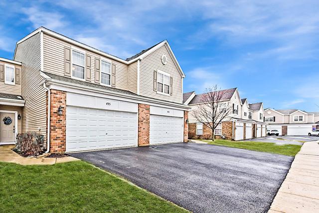 495 Brookside Drive, Oswego, IL 60543 (MLS #10257623) :: Baz Realty Network   Keller Williams Preferred Realty