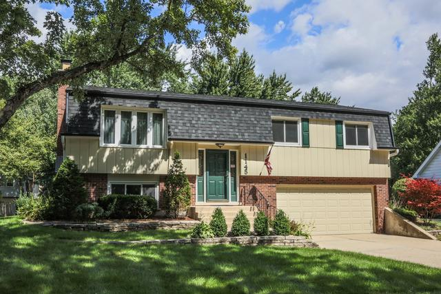 1145 Sussex Lane, Wheaton, IL 60189 (MLS #10257739) :: Baz Realty Network | Keller Williams Preferred Realty