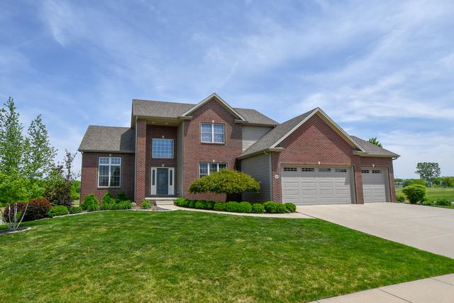 30 Crooked Creek Court, Bloomington, IL 61705 (MLS #10257929) :: Berkshire Hathaway HomeServices Snyder Real Estate