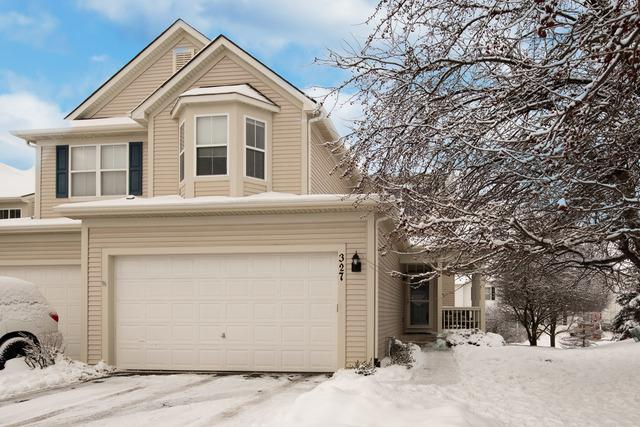 327 Tower Hill Drive #327, St. Charles, IL 60175 (MLS #10257954) :: Baz Realty Network   Keller Williams Preferred Realty
