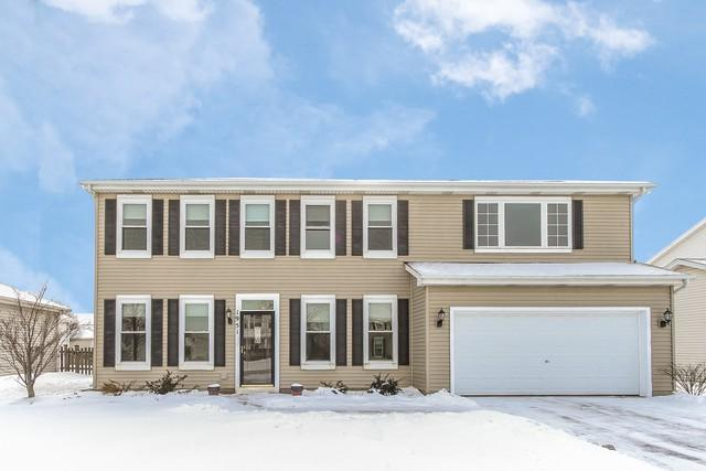 1951 Fescue Drive, Aurora, IL 60504 (MLS #10257971) :: Baz Realty Network | Keller Williams Preferred Realty