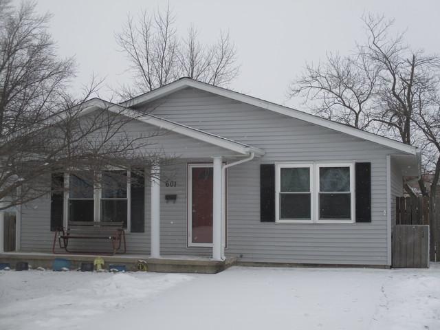 601 N Ohio Street, Tuscola, IL 61953 (MLS #10258107) :: Littlefield Group
