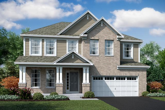 16350 W Wirestem Lot #16 Drive, Lockport, IL 60441 (MLS #10258167) :: HomesForSale123.com