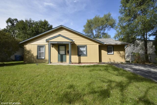 22600 Brookwood Drive, Sauk Village, IL 60411 (MLS #10258283) :: Baz Realty Network | Keller Williams Preferred Realty