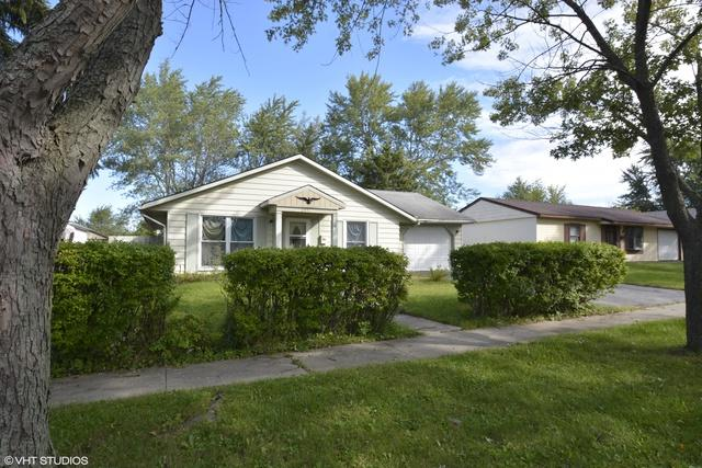 2831 226th Place, Sauk Village, IL 60411 (MLS #10258285) :: The Dena Furlow Team - Keller Williams Realty