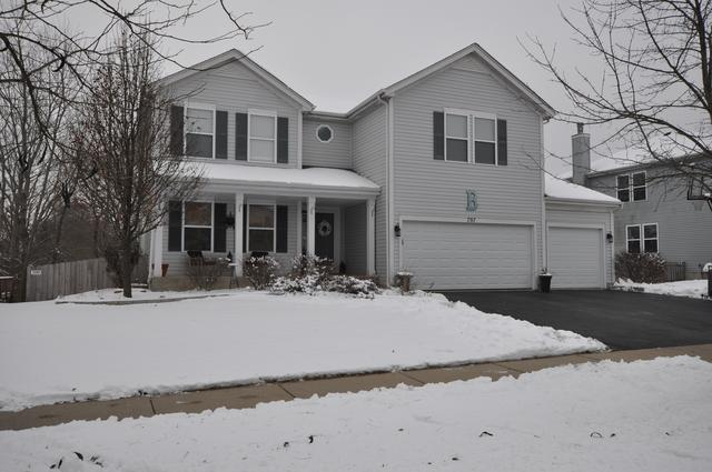 707 Spring Drive, Marengo, IL 60152 (MLS #10258294) :: Baz Realty Network | Keller Williams Preferred Realty