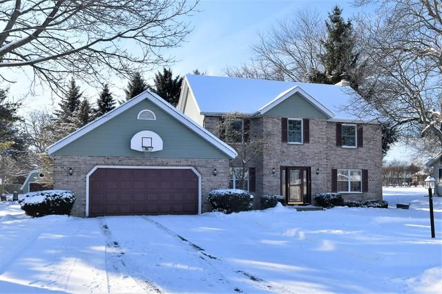 3401 98th Place, Pleasant Prairie, WI 53158 (MLS #10258305) :: The Dena Furlow Team - Keller Williams Realty