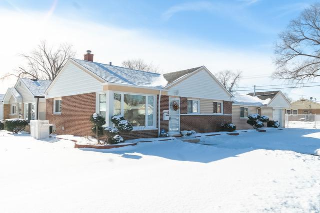 12600 S Loomis Street, Calumet Park, IL 60827 (MLS #10258418) :: Baz Realty Network | Keller Williams Preferred Realty