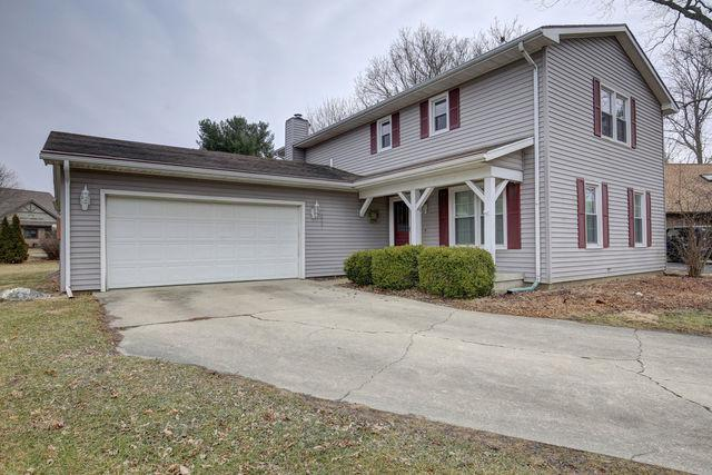 3001 Meadowbrook Court, Champaign, IL 61822 (MLS #10258582) :: Ryan Dallas Real Estate