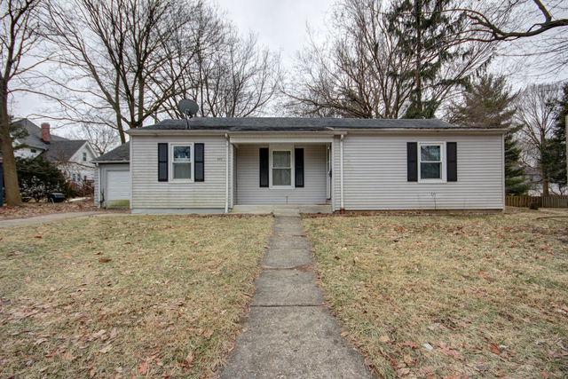 905 W Washington Street, Champaign, IL 61821 (MLS #10258638) :: Littlefield Group