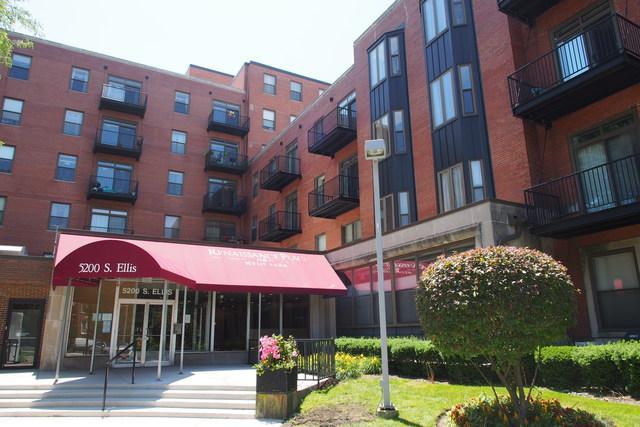 5200 S Ellis Avenue #412, Chicago, IL 60615 (MLS #10258775) :: Baz Realty Network   Keller Williams Preferred Realty