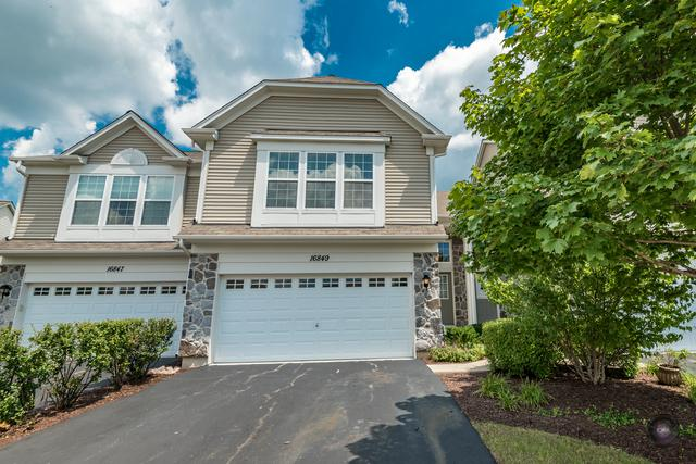 16849 Mallard Lane #2, Lockport, IL 60441 (MLS #10258886) :: Berkshire Hathaway HomeServices Snyder Real Estate