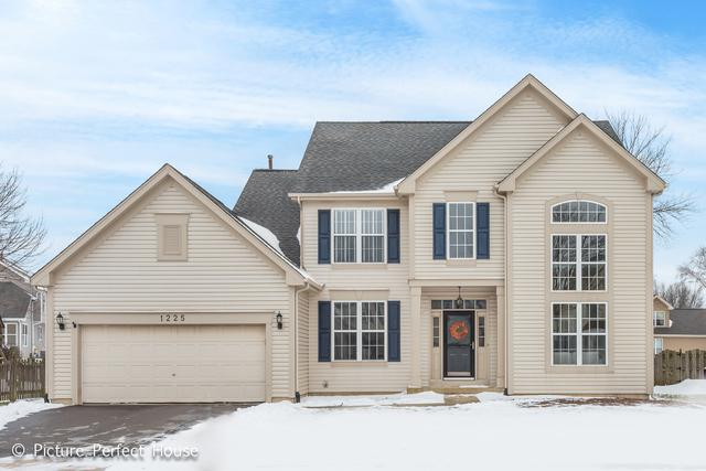 1225 Red Clover Drive, Naperville, IL 60564 (MLS #10259102) :: Baz Realty Network | Keller Williams Preferred Realty