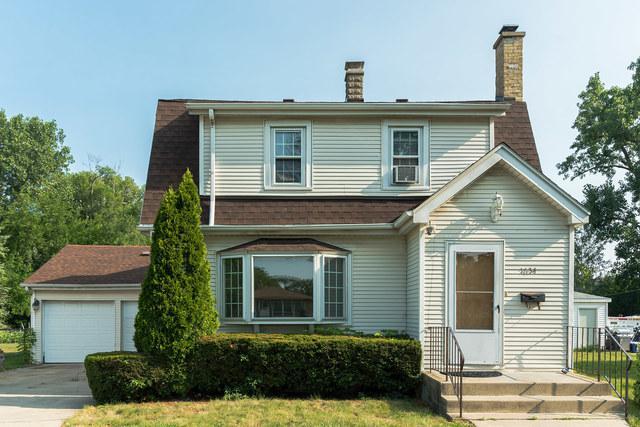1634 Estes Avenue, Des Plaines, IL 60018 (MLS #10259212) :: Property Consultants Realty
